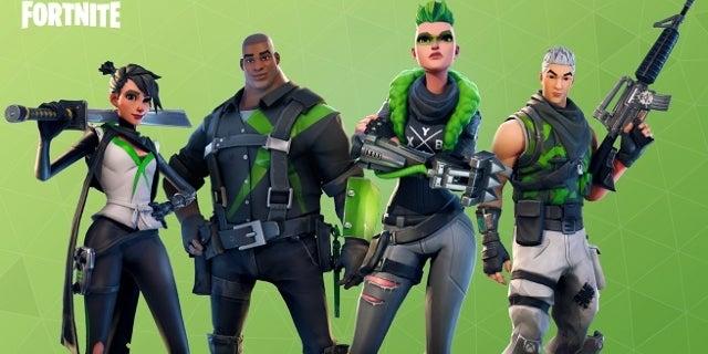 Fortnite Xbox Exclusive Characters