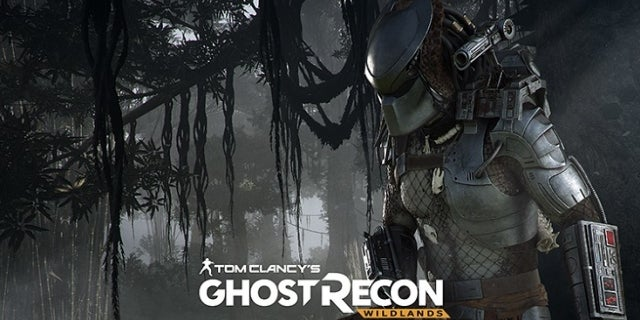 Ghost Recon Wildlands Predator