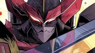 Go Go Power Rangers #8 Preview