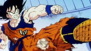 Goku-training