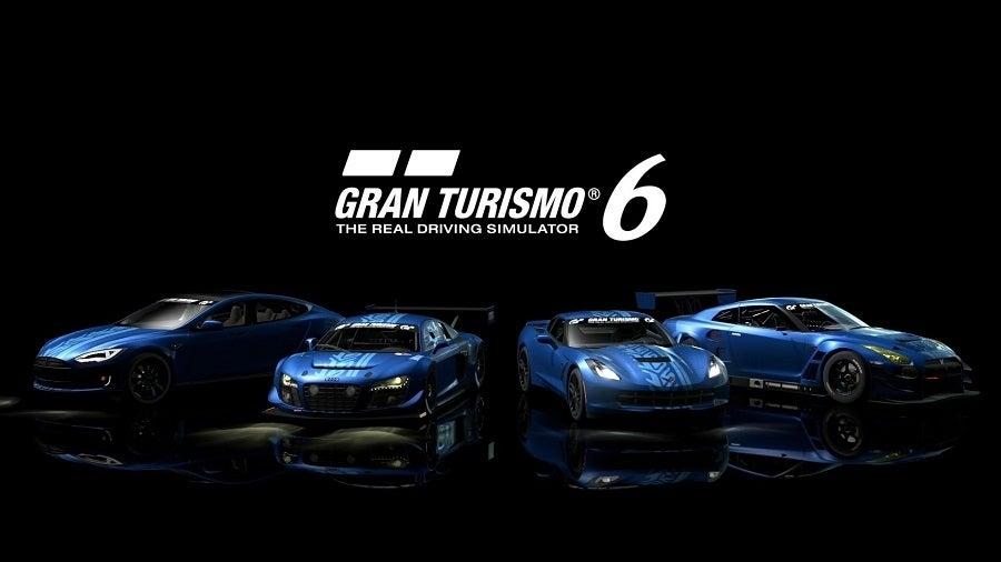 Gran Turismo 6 online