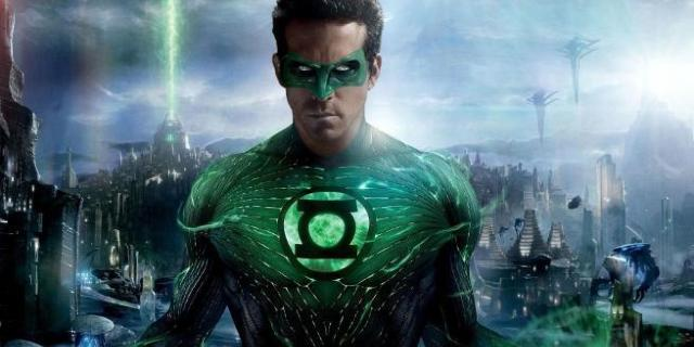 Green Lantern Spike TV December 26 2017