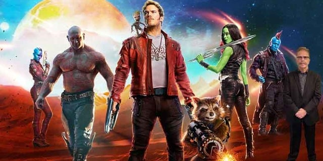 guardians of the galaxy flat ronnie