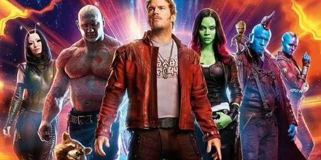 Guardians of the Galaxy Vol 2 improv