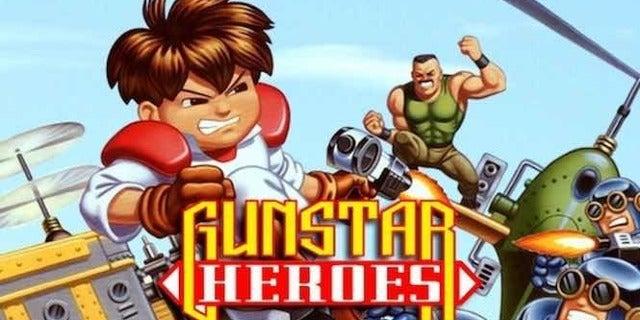 Gunstar Heroes Forever