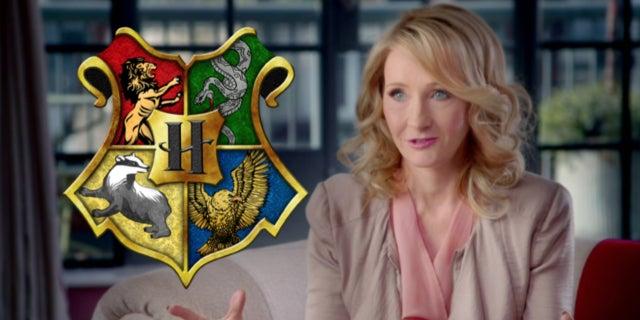 Harry Potter JK Rowling