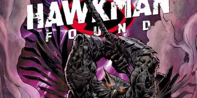 Hawkman Found Review - Cover