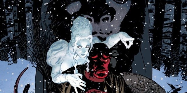 Hellboy Krampusnacht Review - Cover