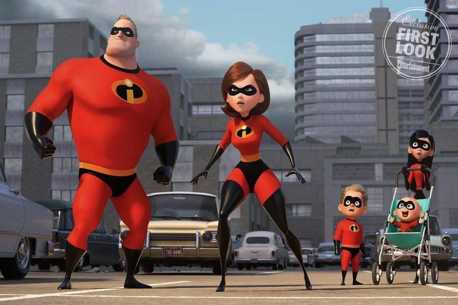 The Incredibles 2 - Meest verwachte films 2018
