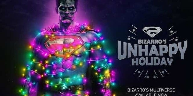 Injustice 2 Bizarro