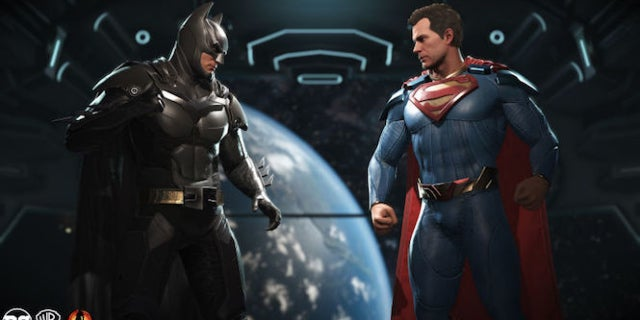 Injustice 2 Comparison