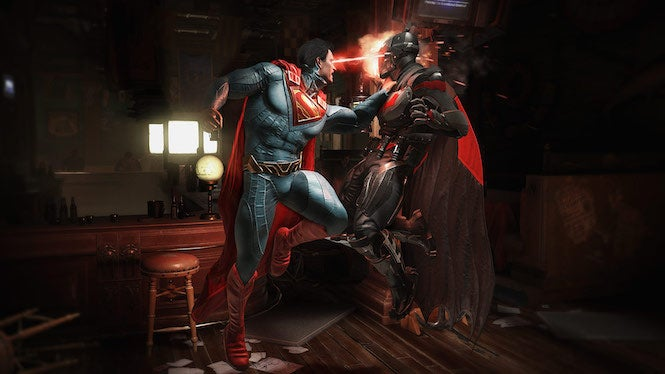 Injustice 2 PSN Cheap
