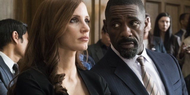 jessica chastain idris elba molly's game it sequel