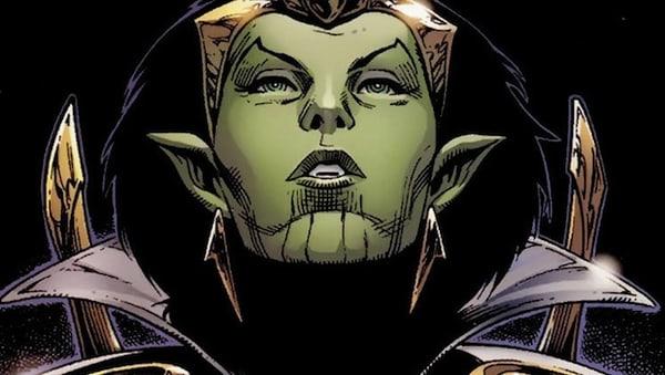 Jessica Chastain Veranke Skrull X-Men Dark Phoenix