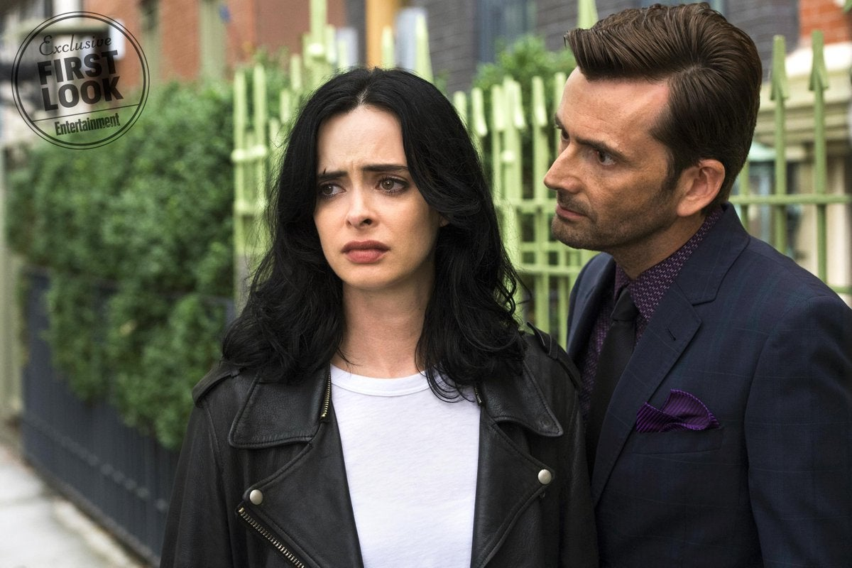 Jessica Jones season 2 photo teases Kilgrave's return