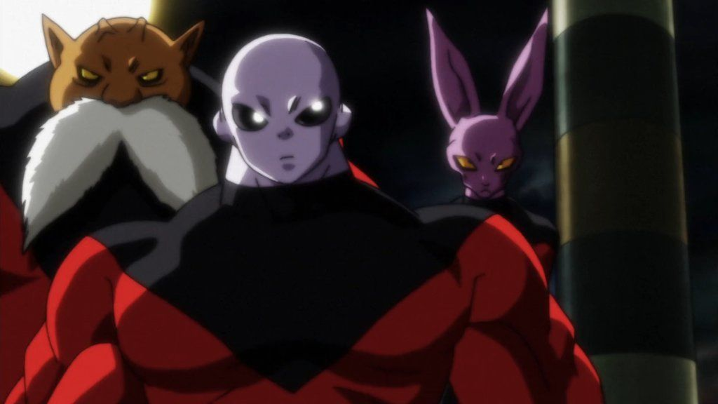 Jiren Reacts to Toppo God of Destruction