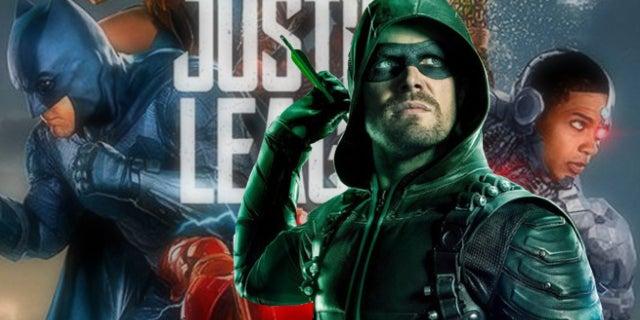 Justice-League-Arrow