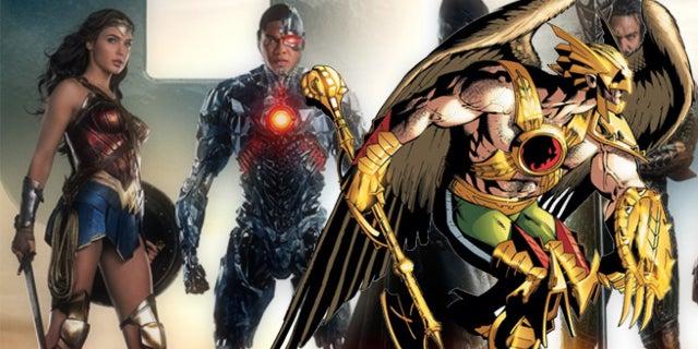 Justice-League-Hawkman-Green-Lantern-Original-Script