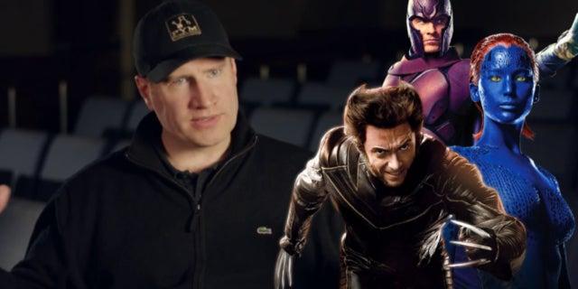 Kevin Feige Marvel X-Men comicbook.com