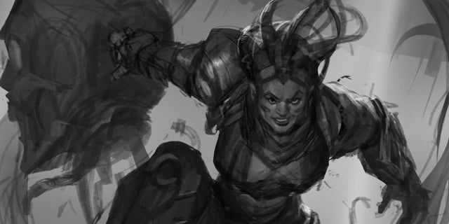 League of Legends Battlecast Illaoi Header
