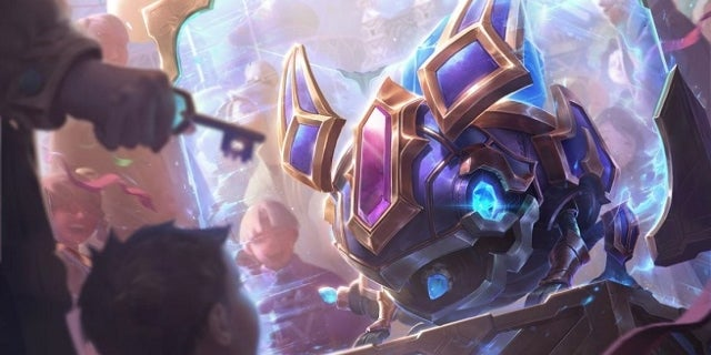 League of Legends Hextech KogMaw