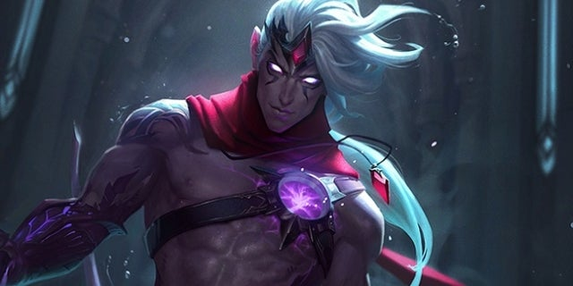 League of Legends Varus Header