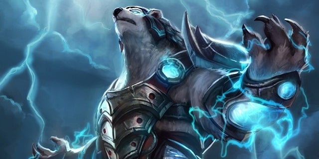 League of Legends Volibear