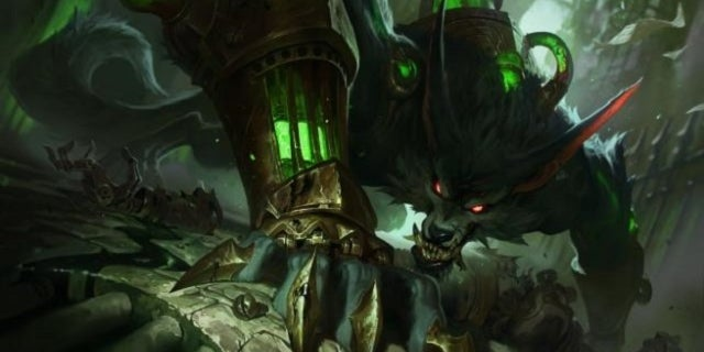 League of Legends Warwick