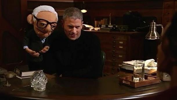legends of tomorrow martin stein puppet