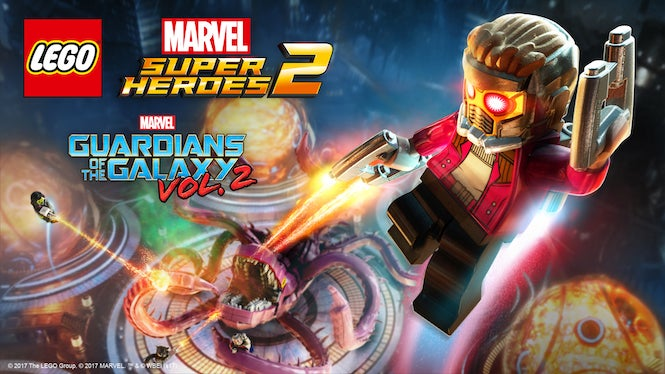 Lego Marvel Super Heroes 2 Gets Guardians Of The Galaxy 2 DLC ...