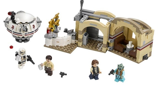 LEGO 'Star Wars' 75205 Mos Eisley Cantina Set Available in ...