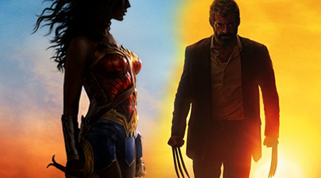 Logan Wonder Woman Thor Ragnarok Critics Choice Awards
