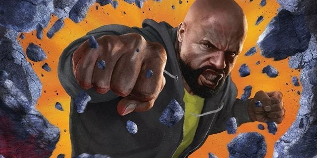Marvel Cancels 'Luke Cage'