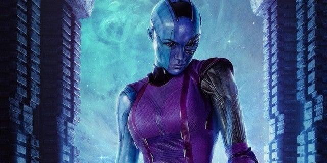 Marvel Nebula Karen Gillan