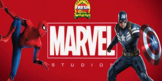 Marvel Studios Spider-Man Captain America comicbook.com