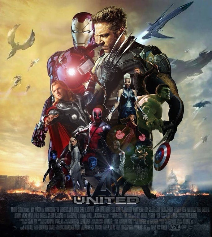 Marvel-Studios-X-Men-United-Fan-Poster