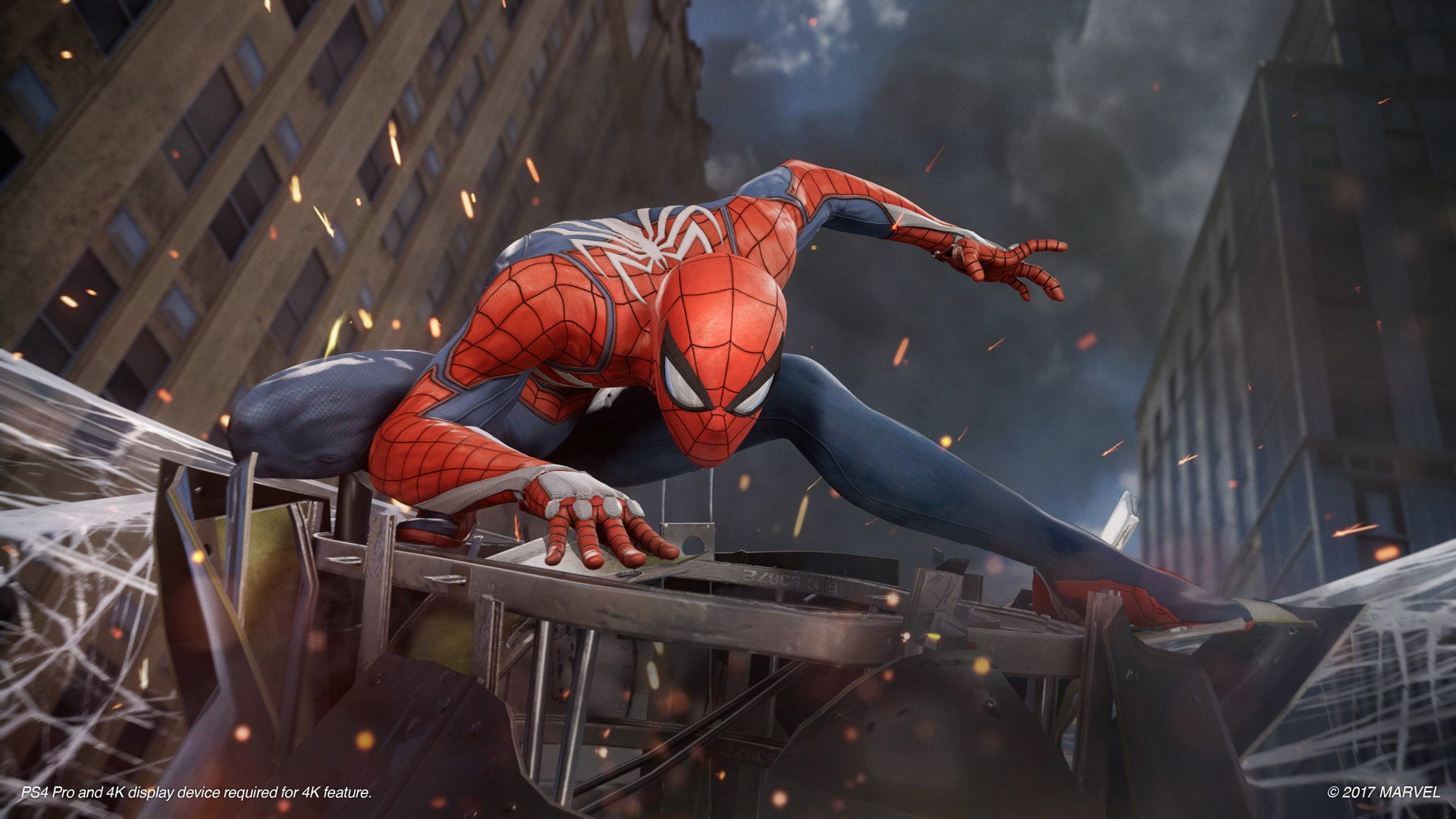 New Featurette For The Making of Marvel's Spider-Man For Playstation 4