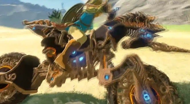 Zelda: Breath of the Wild's The Champions' Ballad DLC Pack Launches Tonight