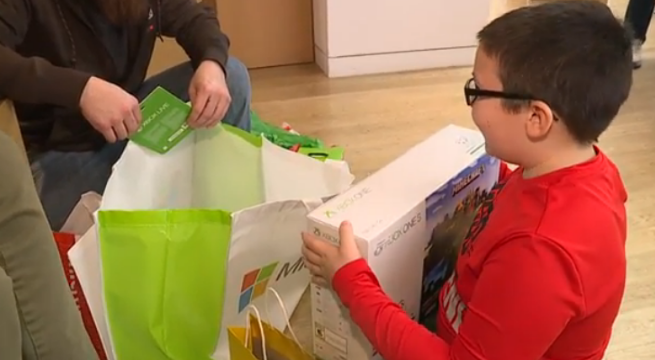 Microsoft Reward Young Boy's Generosity In Giving Xbox One Money To Charity