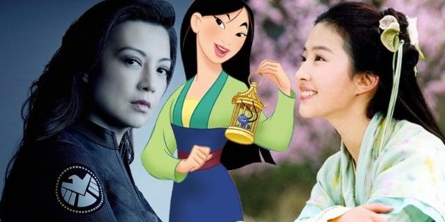 Ming-Na Wen Mulan