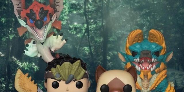monster-hunter-funko-pop-figures