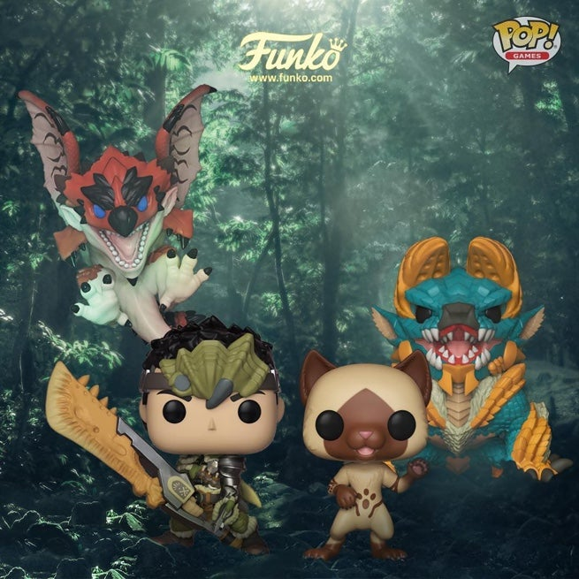 monster-hunter-funko-pop-figures
