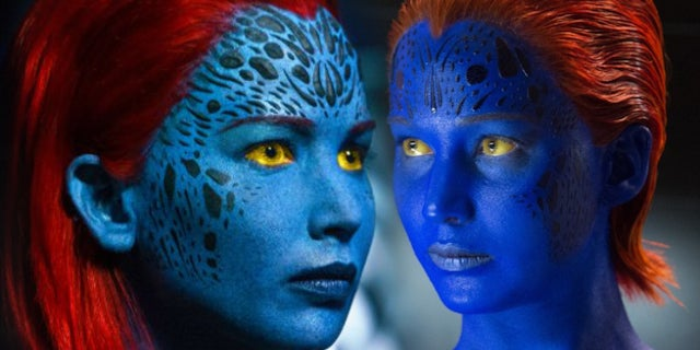Mystique X-Men Dark Phoenix Apocalypse Differences