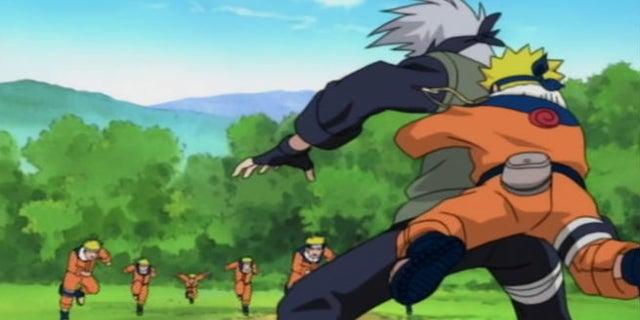 Naruto surprise