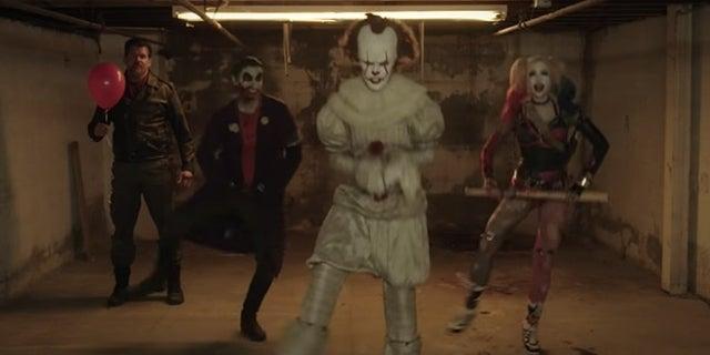 Negan_Pennywise_Joker_Danceoff