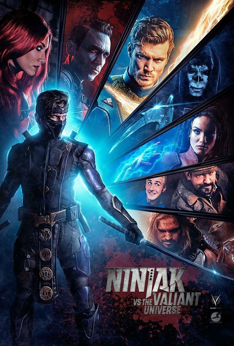 Ninjak-Vs-The-Valiant-Universe-Poster