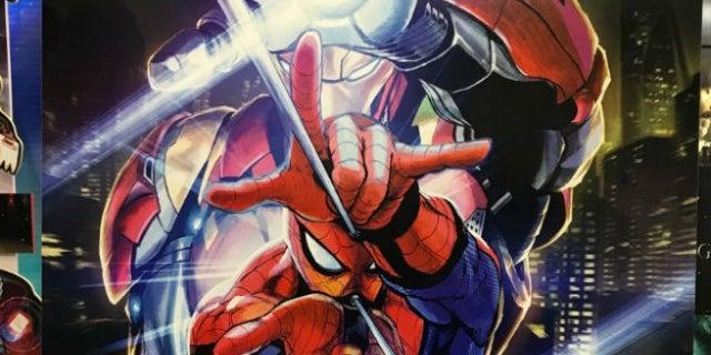 one-punch-spider-man