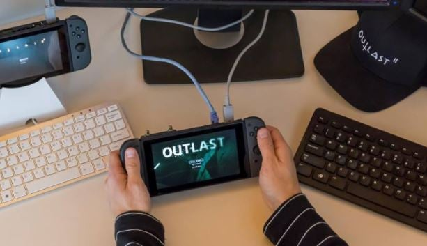 The Outlast games are headed to Nintendo Switch