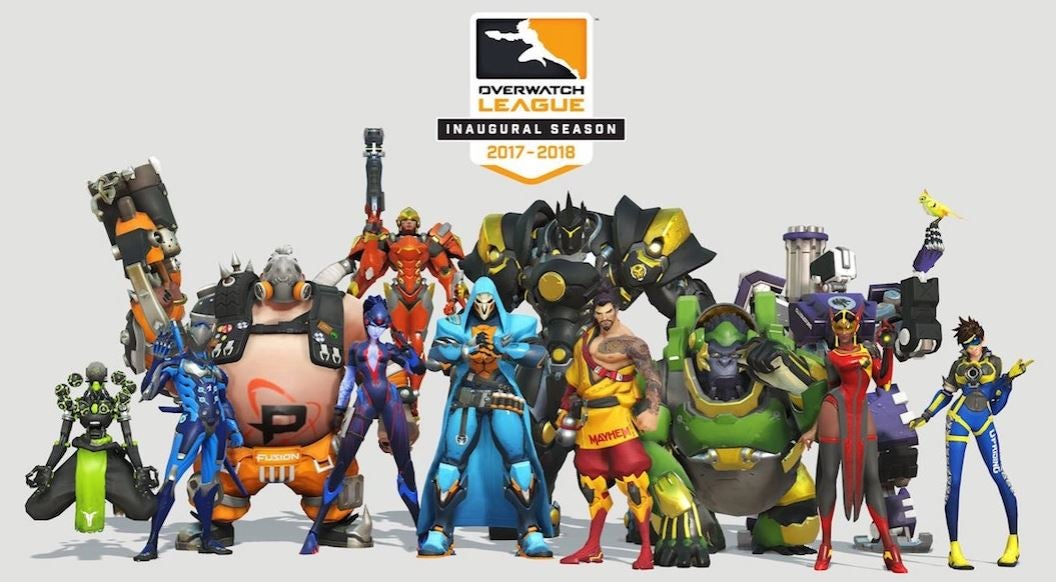 'Overwatch' gets esports team skins and new currency in 2018