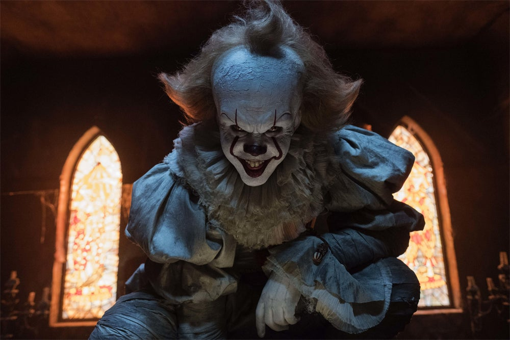 pennywise it movie 2017 stephen king